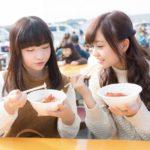 梅田の巨大フードコート「UMEDA FOOD HALL」