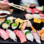 梅田近くのお寿司屋さん