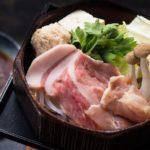 梅田で「ワイン鍋」